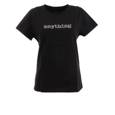 Tシャツ レディース 半袖 プリント 872PA0BGI3159BLK
