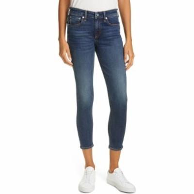 ラグandボーン RAG and BONE レディース ジーンズ・デニム ボトムス・パンツ Cate High Waist Crop Skinny Jeans Marigold