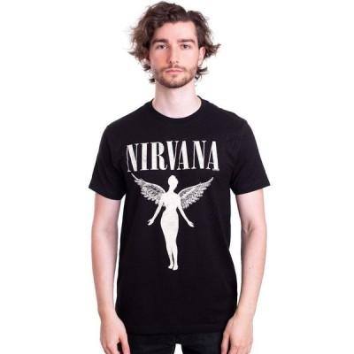 インペリコン Impericon メンズ Tシャツ トップス - In Utero Tour - T-Shirt black