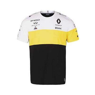 Renault F1 2020 Men's Team T-Shirt Black (XL)
