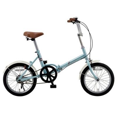 16型折畳自転車  f (エフ) FF-Y16