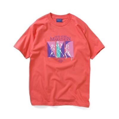 tシャツ Tシャツ ラファイエット [Lafayette] - グラフィック 半袖Tシャツ [ROAD RUNNER CLUB TEE]