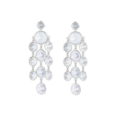 ケイトスペード Sparkling Chandelier Earrings レディース ピアス イヤリング Clear/Silver