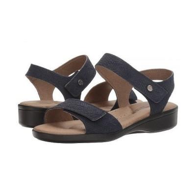 Arcopedico アルコペディコ レディース 女性用 シューズ 靴 ヒール Galapagos - Navy