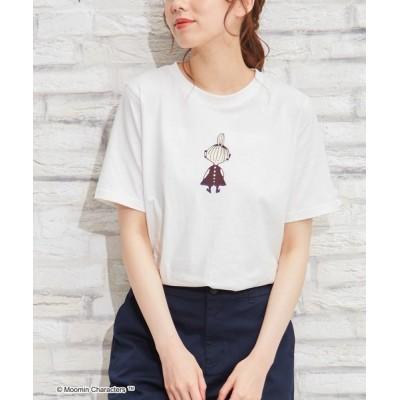 Honeys / ムーミンTシャツ WOMEN トップス > Tシャツ/カットソー