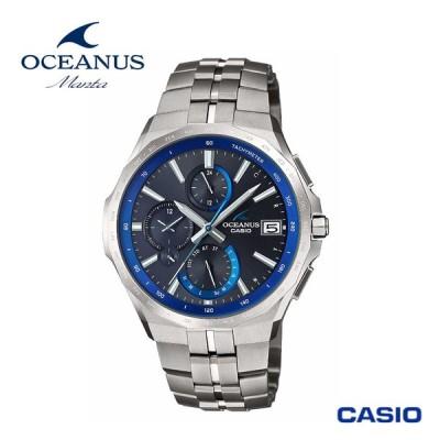 腕時計 OCW-S5000-1AJF OCEANUS オシアナス マンタ メンズ腕時計 ソーラー Bluetooth CASIO