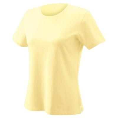 レディース 衣類 トップス Devon & Jones Women's crewneck Stretch T-Shirt Tシャツ