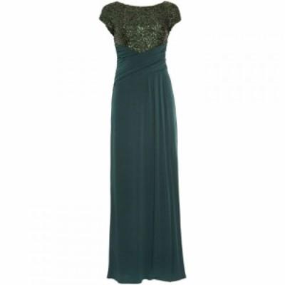 フェイズ エイト Phase Eight レディース パーティードレス マキシ丈 ワンピース・ドレス Sinitta Maxi Dress Emerald Green