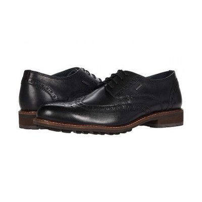 Josef Seibel ジョセフセイベル メンズ 男性用 シューズ 靴 オックスフォード 紳士靴 通勤靴 Jasper 53 - Black