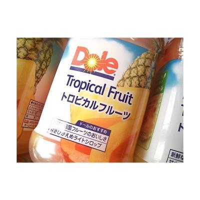 南国フルーツ ドールフルーツボトルトロピカルフルーツ2個入