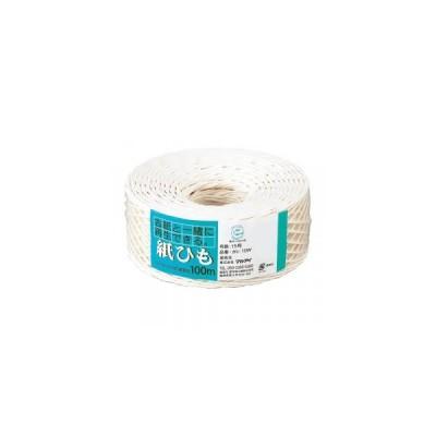 紙ひも NO.10 ホワイト 12セット カヒ-10W