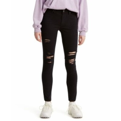 リーバイス レディース デニムパンツ ボトムス Women's 711 Skinny Jeans So Extra