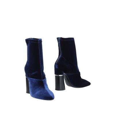 3.1フィリップリム 3.1 PHILLIP LIM ショートブーツ ブルー 37.5 紡績繊維 ショートブーツ