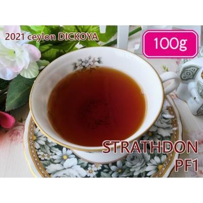 紅茶 茶葉 ディックコヤ スタースドン茶園 PF1/2021 100g 茶葉 リーフ