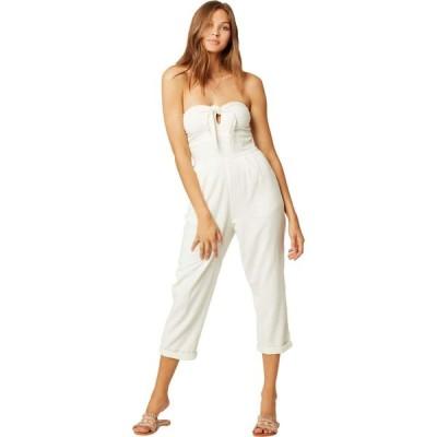 エルスペース L*Space レディース オールインワン ワンピース・ドレス Gigi Jumper Cream