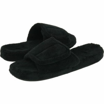 エーコーン Acorn メンズ スリッパ シューズ・靴 Spa Slide Black