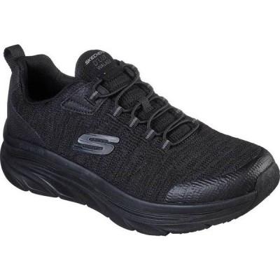スケッチャーズ メンズ スニーカー シューズ Relaxed Fit D'Lux Walker Pensive Sneaker