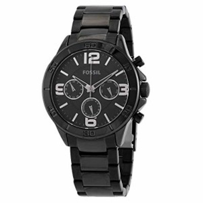 腕時計 フォッシル メンズ Fossil Classic Quartz Movement Black Dial Men's Watches BQ7012