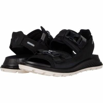エコー ECCO Sport レディース サンダル・ミュール シューズ・靴 Exowrap 2-Strap Backle Sandal Black/Black
