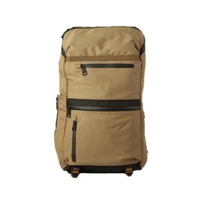 【カバンのセレクション】 アッソブ リュック バックパック メンズ 防水 34L A4 B4 AS2OV WATER PROOF CORDURA 141612 ユニセックス カーキ フリー Bag&Luggage SELECTION