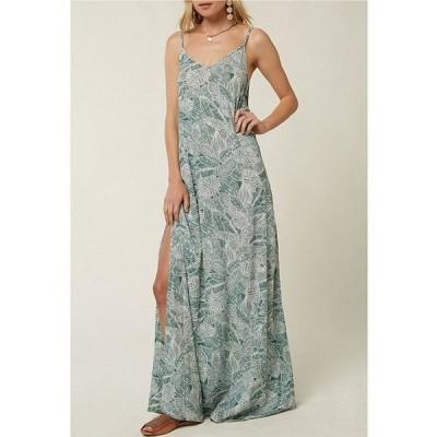 オニール レディース ワンピース トップス Jupiter Tropical Print Maxi Dress