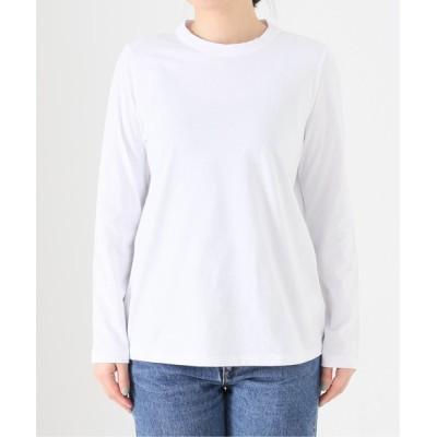 tシャツ Tシャツ ソフトテンジククルーネックプルオーバー
