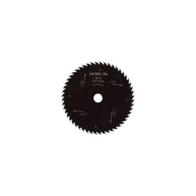 ジャストスタイルプロ(造作用・ブラックフッ素・レーザースリット入)125mm×1.3mm×42P アイウッド 97306