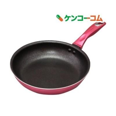 谷口金属 すべすべ超かる〜いフライパン20cm ピンク ガス火専用 ( 1コ入 )