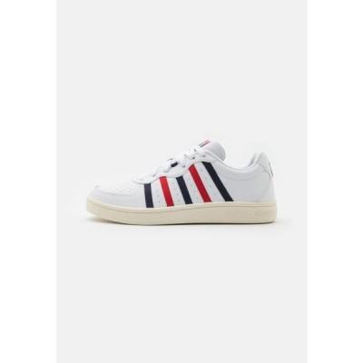 ケースイス メンズ 靴 シューズ WESTCOURT - Trainers - white/corporate/antique white