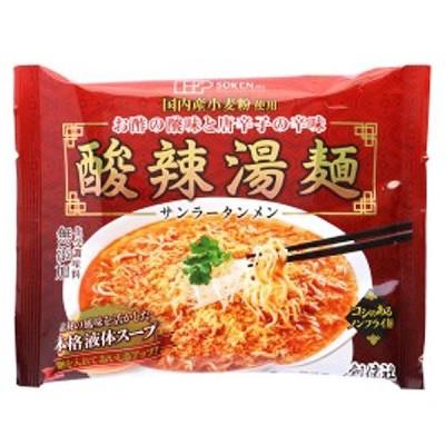 酸辣湯麺(サンラータンメン)(111g) 創健社