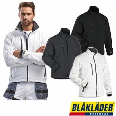 防寒ジャンパー ブラックラダー BLAK LADER LIGHT SOFTSHELL JACKET 4952-2518