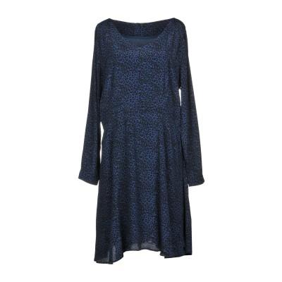 ペペ ジーンズ PEPE JEANS ミニワンピース&ドレス ダークブルー S レーヨン 100% ミニワンピース&ドレス