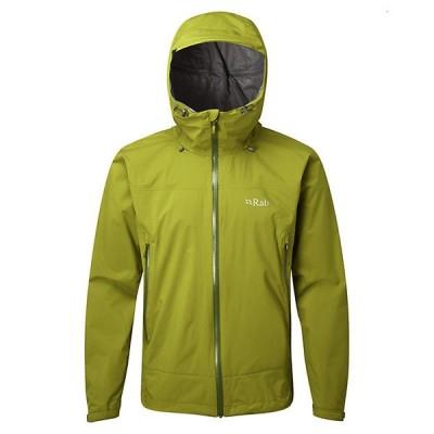 ラブ ジャケット&ブルゾン メンズ アウター Rab Men's Downpour Plus Jacket Cactus