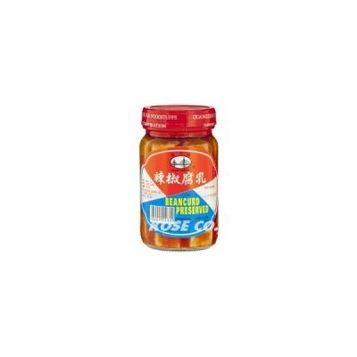 海印橋 辣椒腐乳 唐辛子入りフニュウ トウガラシイリフニュウ 1ビン(350g)