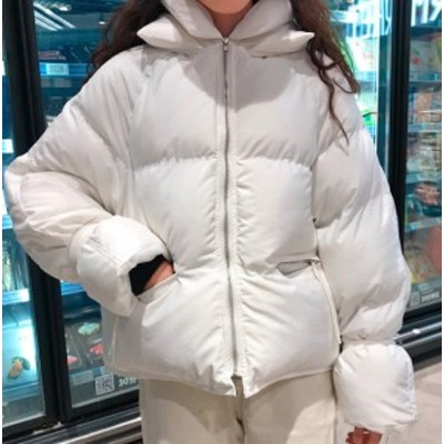 冬新作 レディース コットンコート パット付き 暖かい