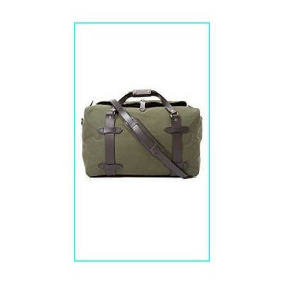 【新品】Filson Men's Medium Duffel Bag, Otter Green, One Size(並行輸入品)