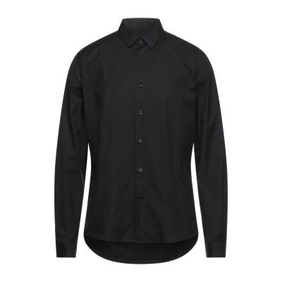 アミ アレクサンドル マテュッシ AMI ALEXANDRE MATTIUSSI シャツ ブラック 41 コットン 100% シャツ