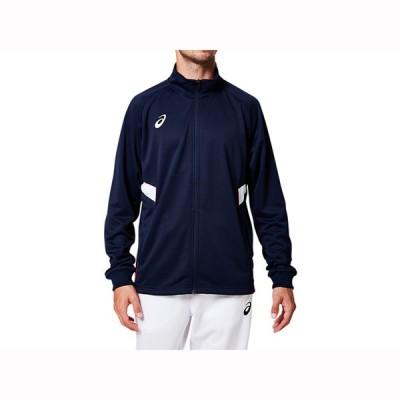 トレーニングジャケット(T) ASICS アシックス SAトレ-ニング ウオ-ムアツプ (2031A661)