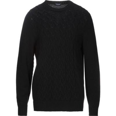ドルモア DRUMOHR メンズ ニット・セーター トップス sweater Black