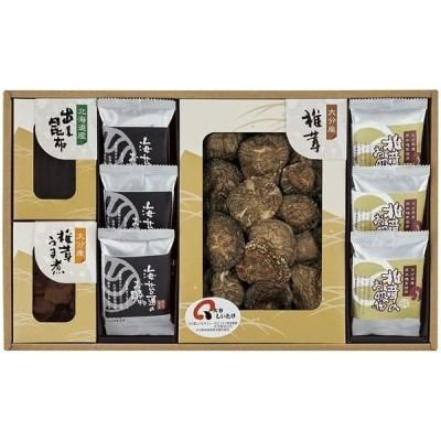 内祝い 内祝 お返し 乾物 だし ギフト セット どんこ 昆布 御吸い物 詰め合わせ 日本の美味 FB80 (12)