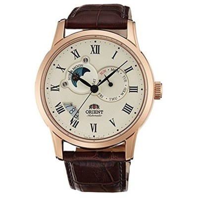 オリエント Orient 腕時計 時計 ORIENT watch SET0T001W0 Automatic classic Sun & Moon White