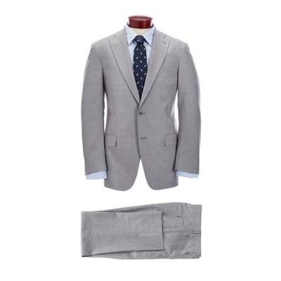 ハート シャフナー マルクス メンズ ジャケット・ブルゾン アウター Classic Fit Solid Grey Suit