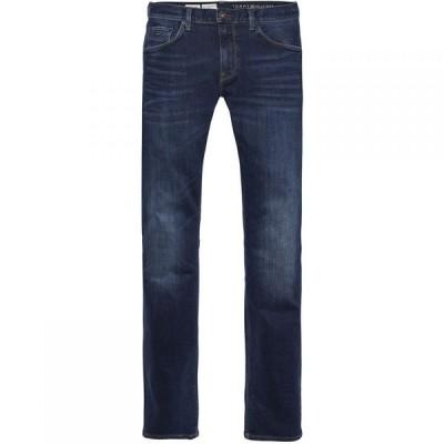 トミー ヒルフィガー Tommy Hilfiger メンズ ジーンズ・デニム スキニー・スリム ボトムス・パンツ Core Bleecker Slim Fit Jeans Mid Blue Denim