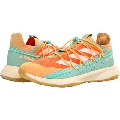 アディダス adidas Outdoor レディース ランニング・ウォーキング シューズ・靴 Terrex Voyager HEAT.RDY Screaming Orange/Cream White/Hazy Green