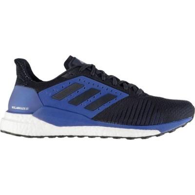 アディダス adidas メンズ ランニング・ウォーキング シューズ・靴 SolarGlide ST Running Shoes Navy/Ink