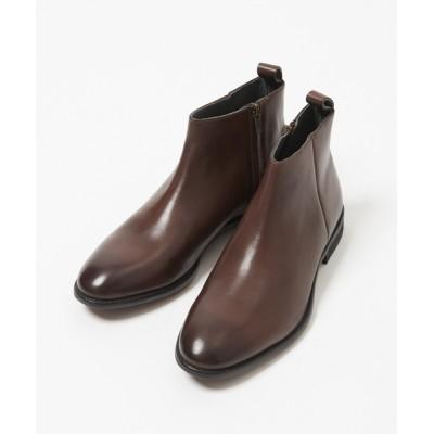 alfredoBANNISTER / 【販売店舗限定】サイドジップブーツ MEN シューズ > ブーツ