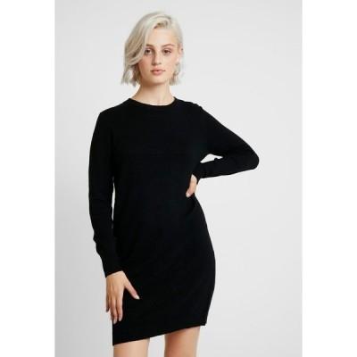 ジェイディーワイ ワンピース レディース トップス JDYMARCO DRESS - Jumper dress - black