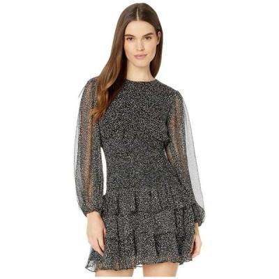 バードット レディース ワンピース トップス Elaina Mini Dress