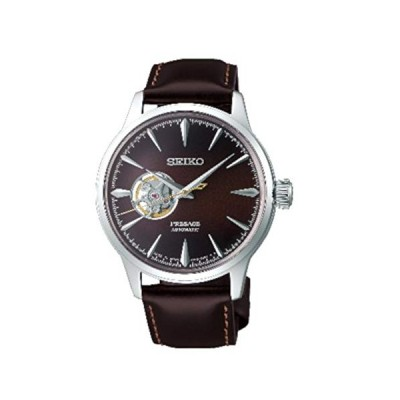 Seiko Presage - SSA407J1 - Automatic with Manual Winding Capacity - See-Through case Back - Diameter 40.5 mm