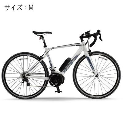 YAMAHA (ヤマハ) 2018 YPJ-R 105-5800 サイズM ピュアパールホワイト 電動アシスト ロードバイク